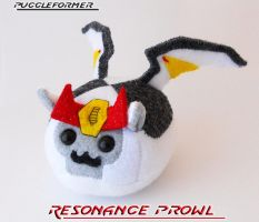 Puggleformer - Resonance Prowl by callykarishokka