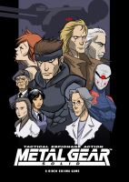 I like my Metal Gears solid. by deigaman