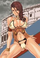 Queen's Blade Branwen by Digitally-Devious
