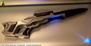 Star Trek Prop Typ 3a Phaser Rifle (IV) by Euderion