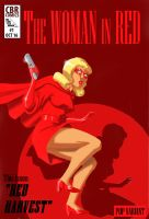 TLIID Canceled Comics Comebacks The Woman in Red 2 by Nick-Perks