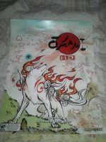 Okami HD Poster (For Sale) by DestinyDecade