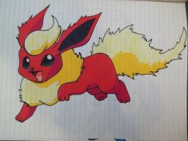 Flareon by RaVjak20