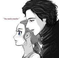 Reylo by YestherDey