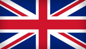United Kingdom Flag by Xumarov