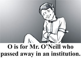 O is for Mr. O'Neill by BloodyWilliam