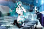My Miku Racing Queen is coming by yukigodbless