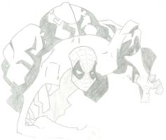 Spider-Man by onetouchtakeover