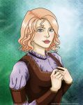 Adeline Evander by Astral-Deva