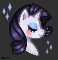 Rarity by StarCasket