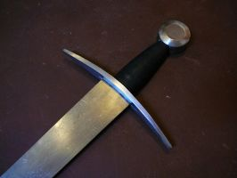 One-handed sword one - 2 by Danelli-Armouries