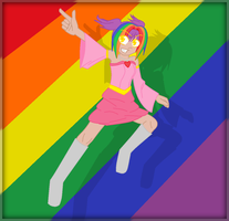 Candy Rainbow by paego