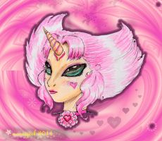 ::The Pink Humanoid CHE Princess 2011:: by norngirl