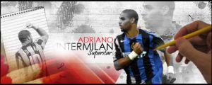 Adriano Soccer Signature by DisCal