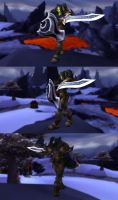 Orc Warrior Warlords of Draenor by Khubbo
