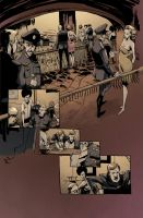 Peter Panzerfaust #6 Page 6 by angieness