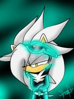 TRON-SILVER by YannerysMariaPink