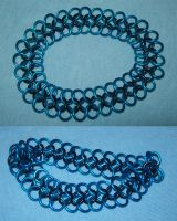 4-in-1 thin black n turquoise by BardicKitty