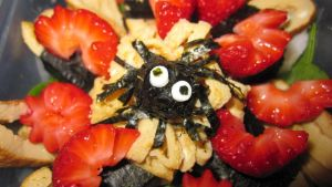 Soot ball is ready for his close up by Arachnoid