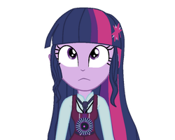 Twilight Sparkle (Friendship games ) by NatouMJSonic