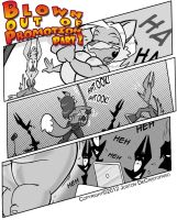 Blown Out Of Promotion Issue 2 by GreyOfPTA