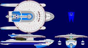 USS Curry (Prototype) by MarcusStarkiller