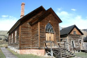 Bannack Ghost Town 265 by Falln-Stock