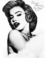 ~ Marilyn Monroe by Nesttles