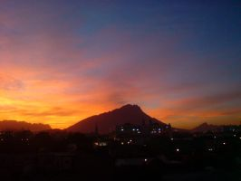 Evening at Monterrey by Magma-Whip