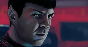 Live Long and Prosper by Kuneria