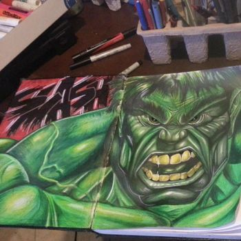 Hulk7 by kingstyle