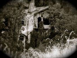 Haunted House Of Springbrook by ywsdavey