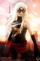 Ms. Marvel by DannyBocabit