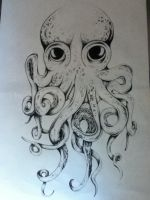 octopus by EngineNo-9