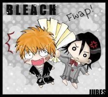 FWAP::bleach:: by jujubes