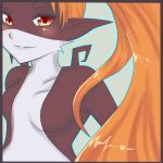 Sassy Midna by A-Unmei
