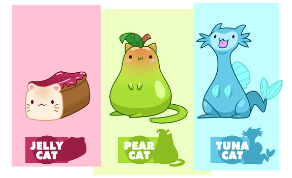 The Cats of Club Adventure by ClubAdventure