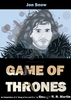 Vector - Game of Thrones Poster by MattBowring