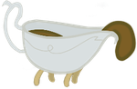 Gravy Boat by Dragon890h