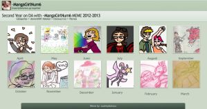 Second Year of Awesomeness! :D by Manda-of-the-6