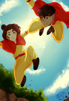 Leap of Faith by TheGingerMenace123