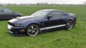 Shelby GT500 by SWAT316