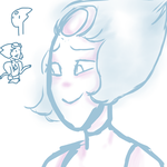 pearl but no nose ????????? by blueueu