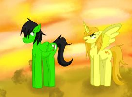 .: My little OC's :. by ASinglePetal