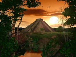 the mayan civilization by sanjanaa