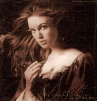 Elizabeth Swann by piratey