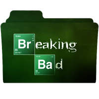 Breaking Bad Mac OS X Folder by Nabucodorozor