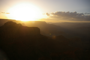Grand Canyon Sunset by krayvis