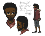 Project W: 2014 Anthony/Zatch by PhoenixG2