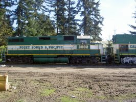 PSAP GP38 by TomRedlion